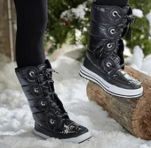 Snow Boots Sale for Women & Kids – As low as $11.99 for Kids & $14.99 for Women