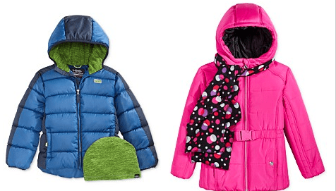 Kids Winter Coats On Sale - Puffer Jackets - $17.59 or Buy ...