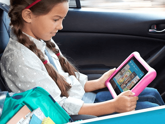 Fire Kids Tablets On Sale Now! $50 Off!