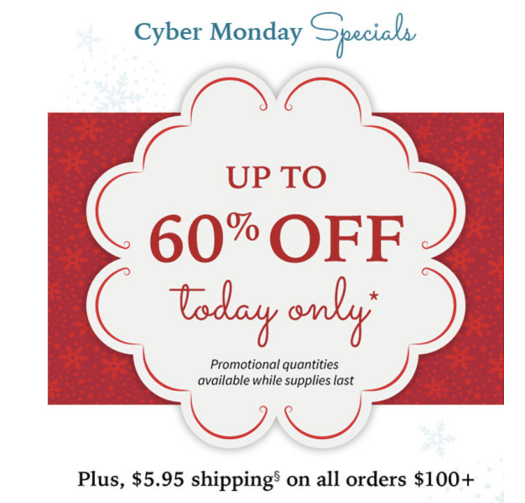 American Girl Cyber Monday Sales – Up to 60% off + $5.95 Flat Rate Shipping for $100+ Orders!