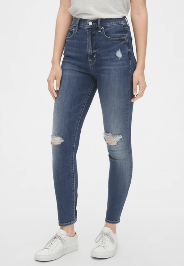 Gap Stores  – 50% off Select Sale Items + up to 60% Off!