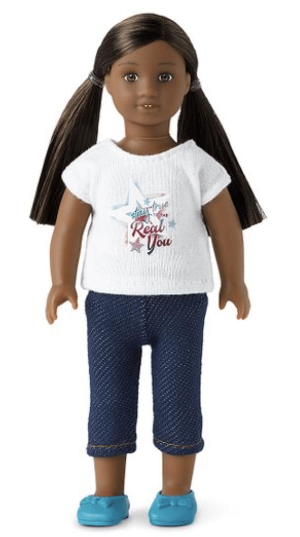 American Girl Mini Doll