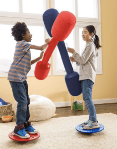 Inflatable Jousting Set