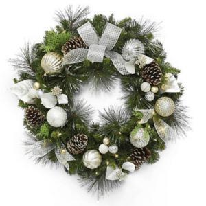 Sams Club Christmas Wreath