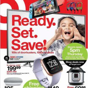 Target Black Friday Ad Scan