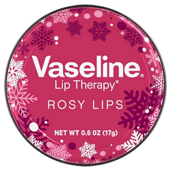 Stocking Stuffer Ideas $10 or Less Kids Teens Mom #0: Vaseline Holiday Snowflakes Tin