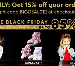 Zulily Black Friday Sale