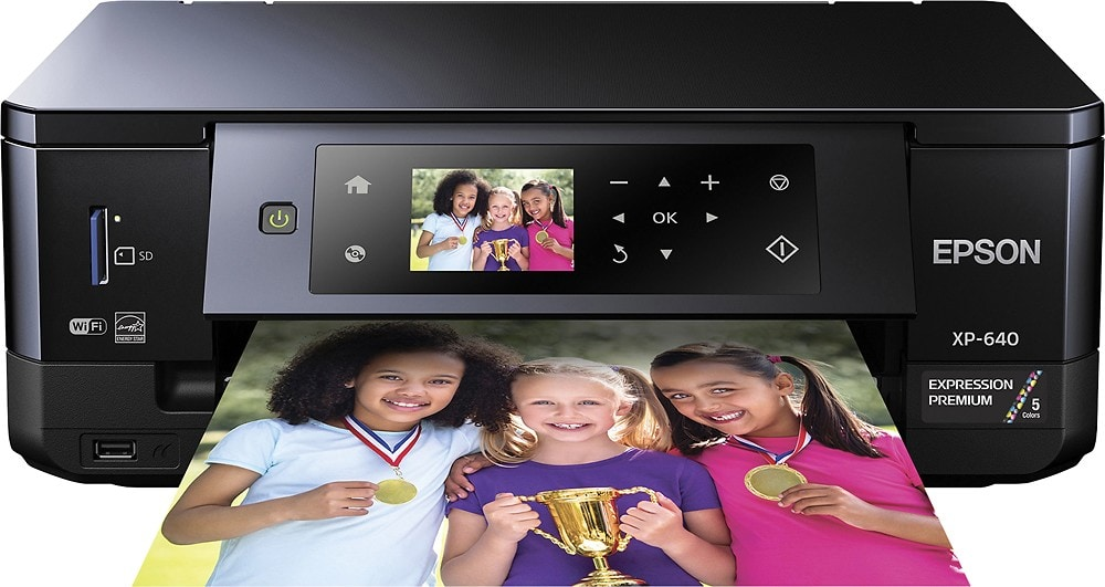 Epson Small-In-One Printer – $90 Off!