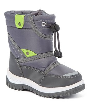 Snow Boots for Kids — As low as $14.99 & Ships Tomorrow!