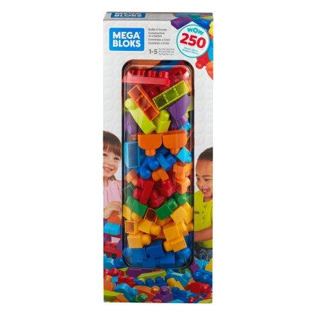 Mega Bloks Big Builders Build 'n Create 250 Piece Setfor only $20  (Reg. $50)!