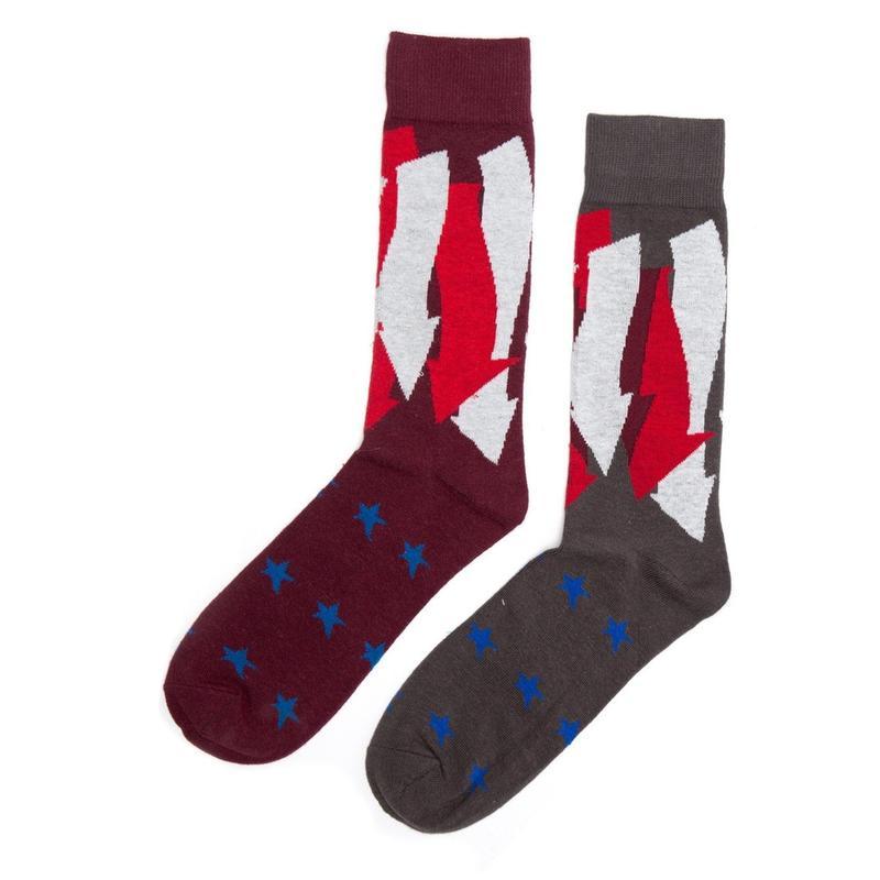Men's Socks Sale – 6 Pairs for $6! Great Stocking Stuffer or Christmas Exchange Idea!