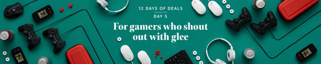 Amazon 12 Days of Deals – Save Big on PC Accessories, and computers/laptops, etc.