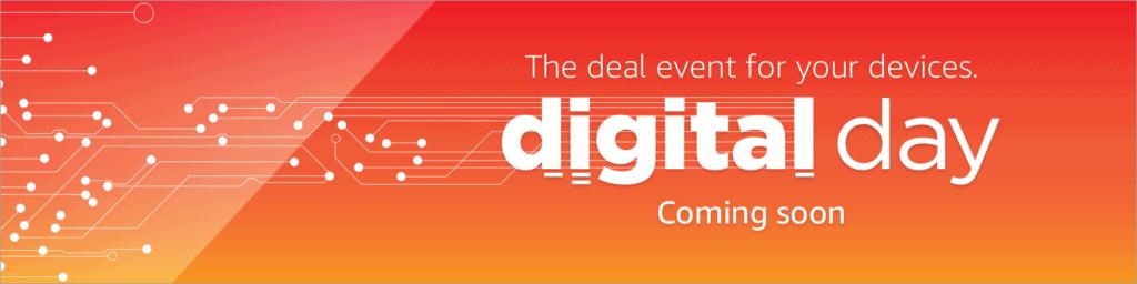 Amazon Digital Content Sale Today