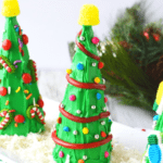 Christmas Tree Cones - Great Activity for Christmas Countdowns or Christmas Parties