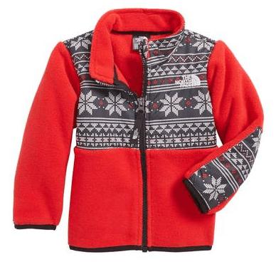 The North Face Denali Recycled Fleece Jacket (Baby) $34.49 (Reg $69)