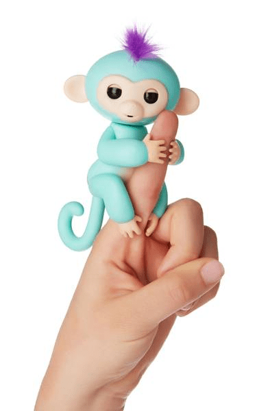 Fingerlings Interactive Baby Monkey – $11.98