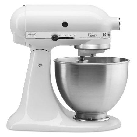 KitchenAid Classic Series 4.5 Quart Tilt-Head Stand Mixer