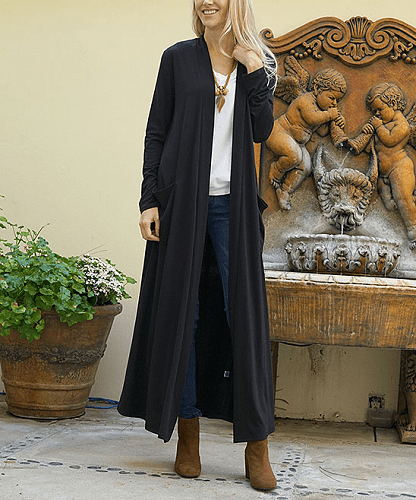 Long Cardigans – $15.79 Today Only