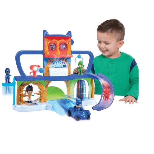 PJ Masks Headquarters Track Playset