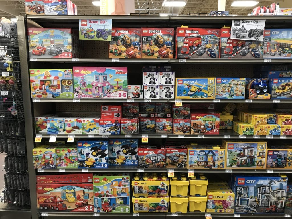 Fred Meyer Lego Flash Sale
