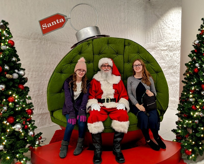 Santa Photos at Pacific Place