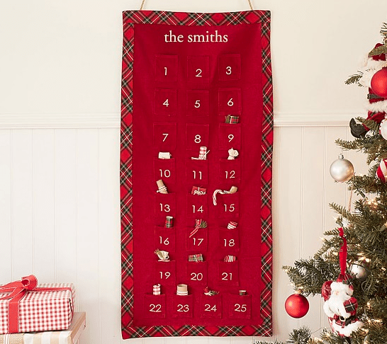 Luxe Velvet Advent Calendar