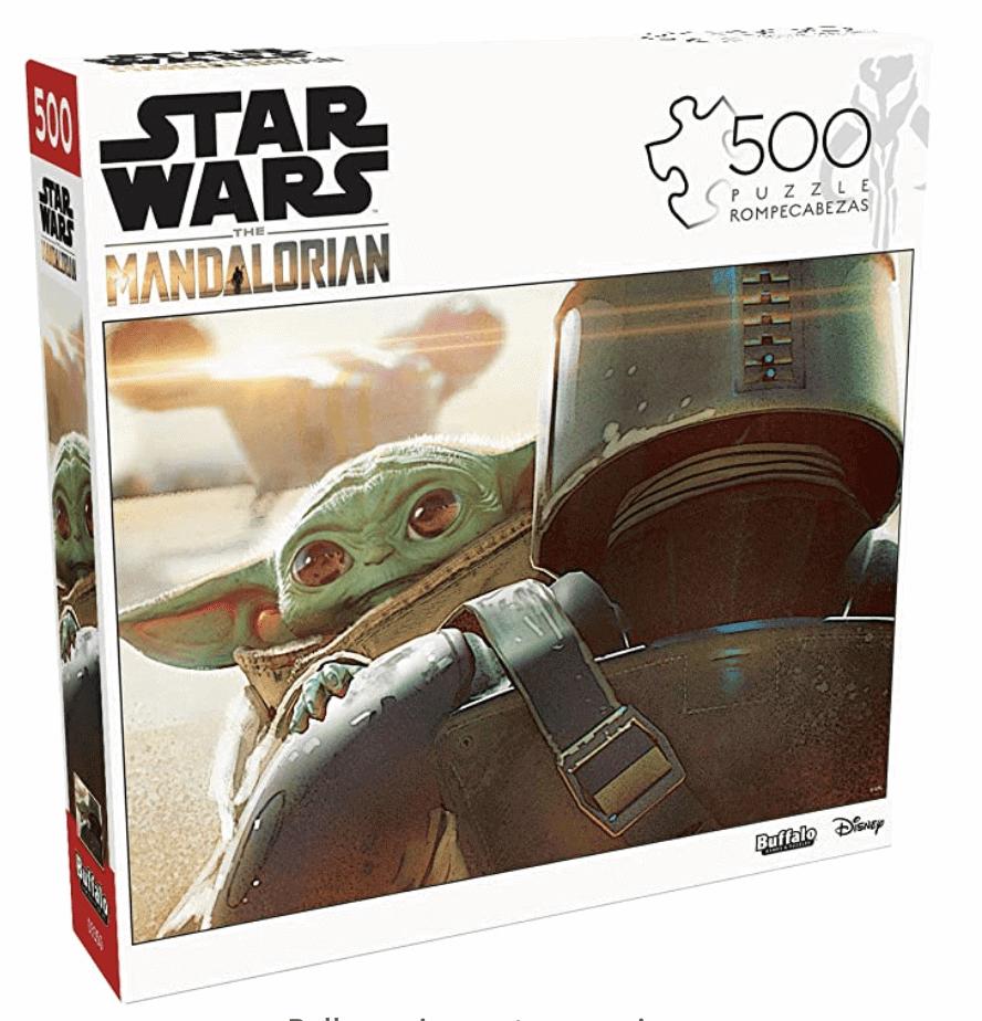 Star Wars Mandalorian Puzzle