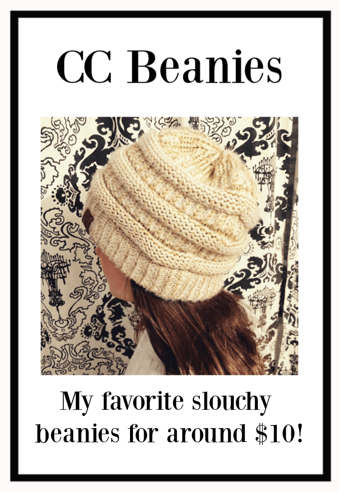 CC Beanies On Sale – One of My Favorite Slouch Beanies!