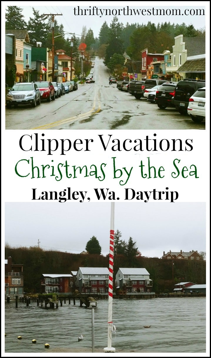 Clipper Vacations Christmas By the Sea Day Trips To Langley - Review ...
