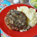 Burger Steak Recipe