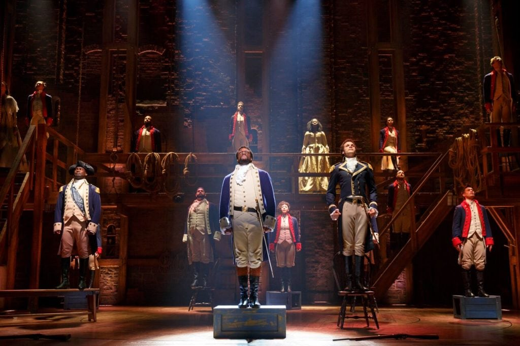 Discount Tickets for Hamilton in Seattle