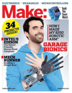Make: Magazine Subscription on Sale