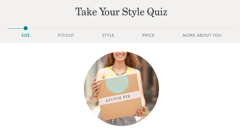 Stitch Fix Style Quiz