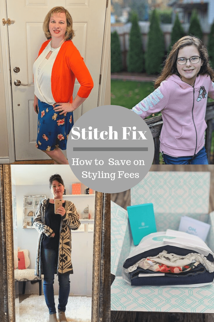 Stitch Fix - Try it for Free with No Styling Fees for a Year with Style Pass Membership