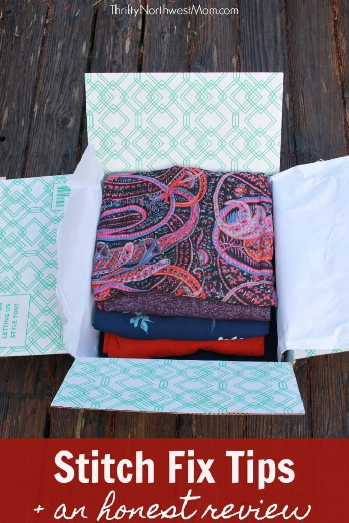 Stitch Fix for Women - Tips and an Honest Review