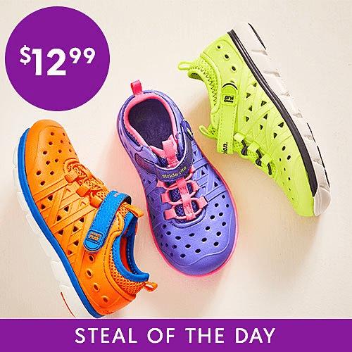 Stride Rite Sale - Phibian Sneaker Sandals