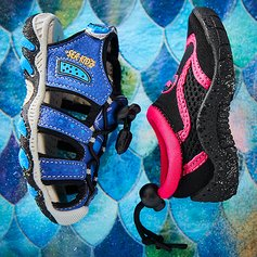 Deals on Kid's Water Shoes– As low as $6.99!