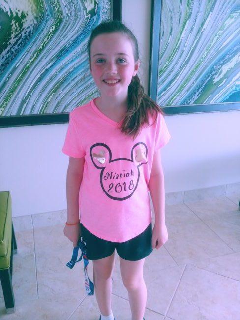 Cricut Iron On Project for Disney Shirts