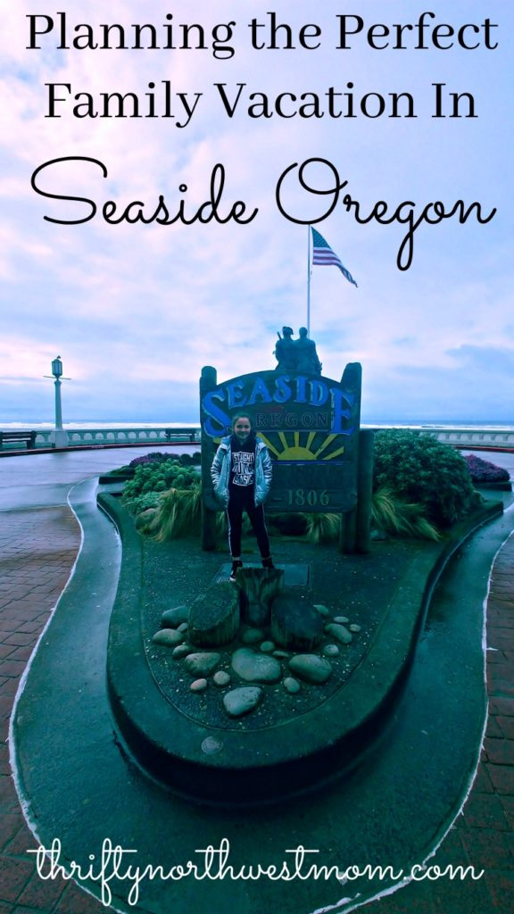 Seaside Oregon – Planning a Family Getaway (Where To Stay, Things To Do & More)!