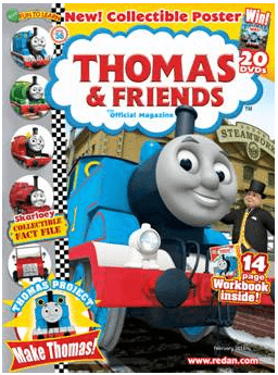 Thomas and Friends Magazine Deal