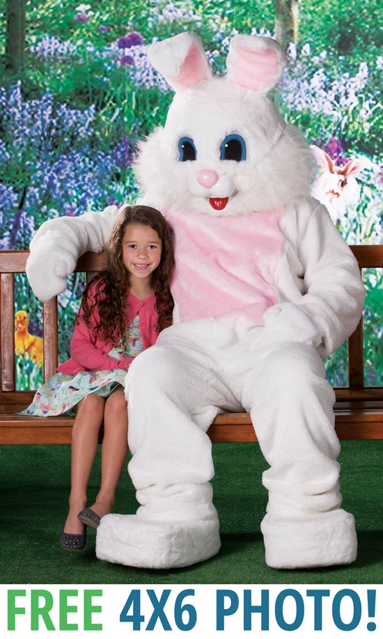 cabelas easter bunny 2020