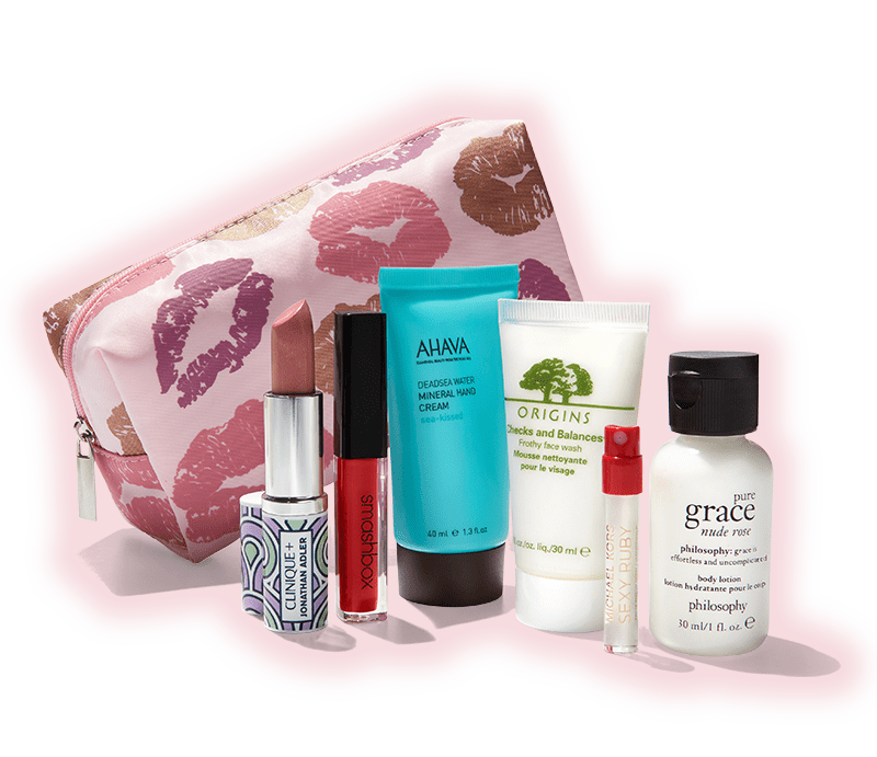 Macy's Beauty Box Subscription – $15 (With Name Brand Beauty Products!)