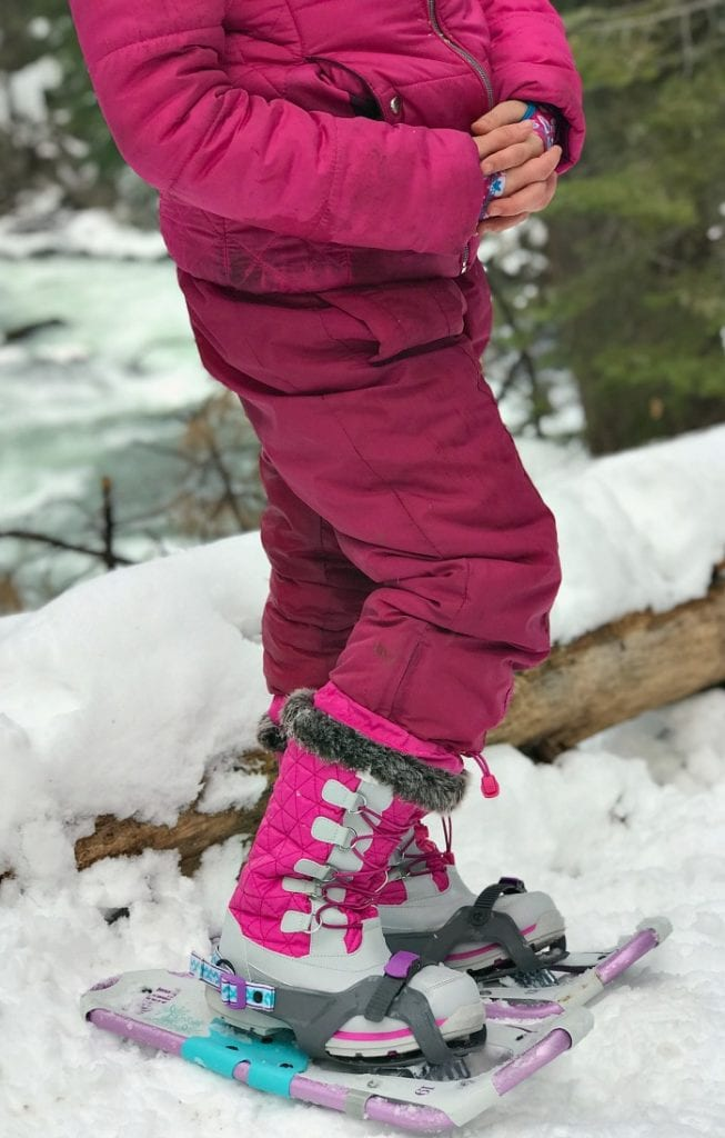 Lands End Snow boots for Kids are perfect for Winter Snow Play