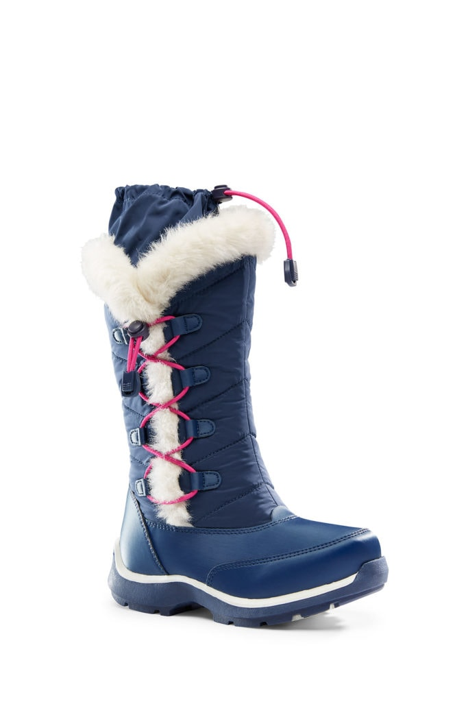 Lands End Kids Snow Boots