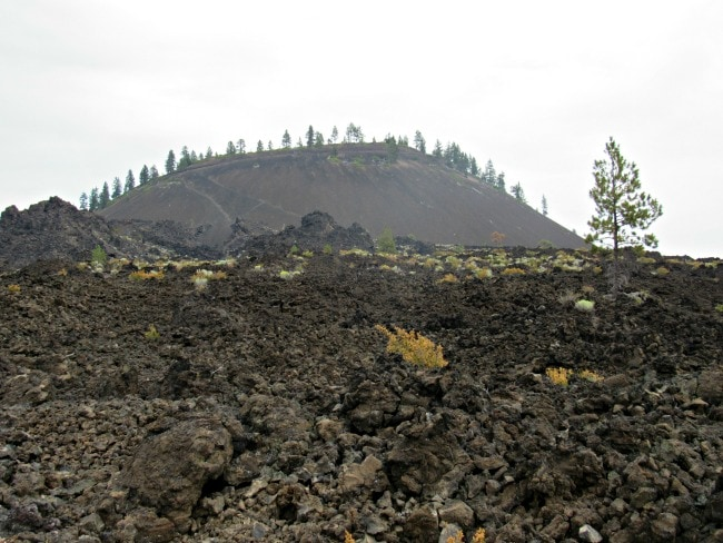 lava national park sunriver oregon