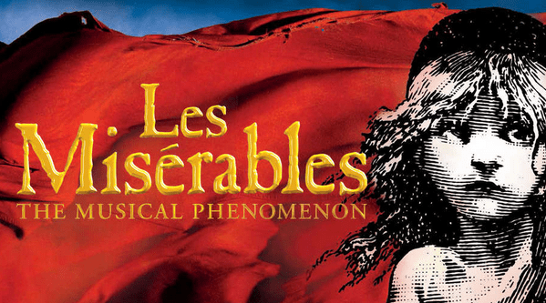Les Miserables Tickets for Seattle