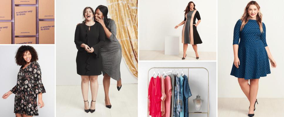 Gwynnie Bee Clothing Rental Service for Women