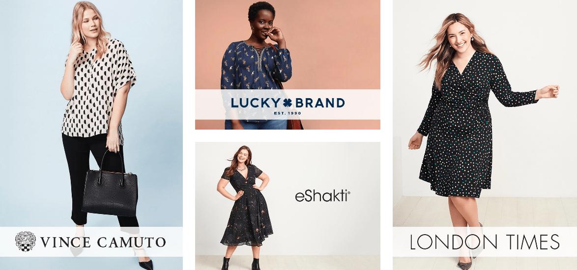 Gwynnie Bee Brands for Clothing Rental