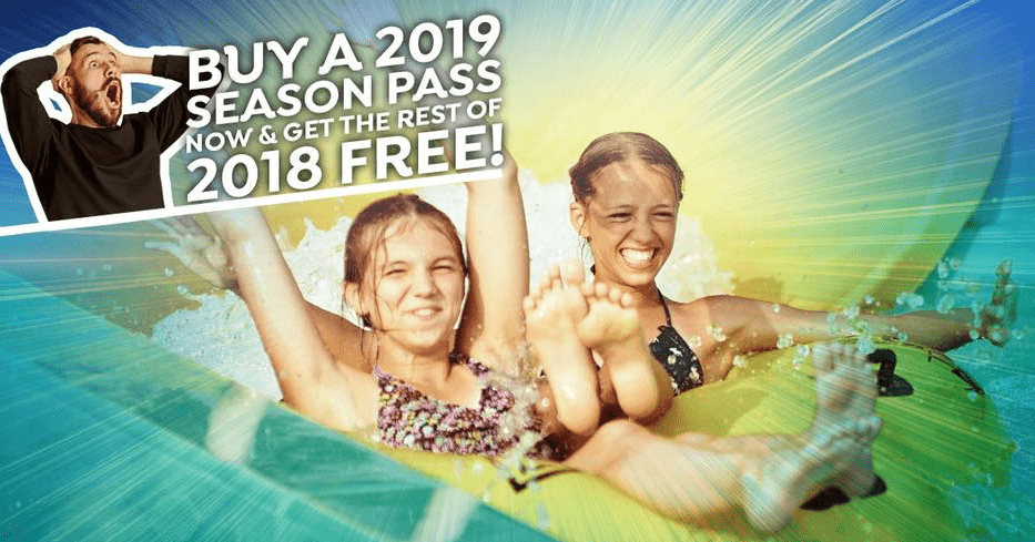 Wild Waves Discount Season Pass