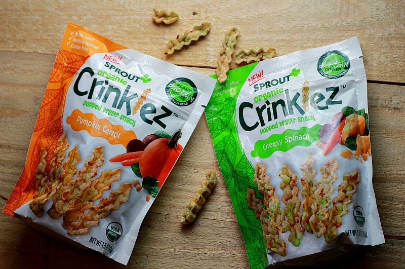 Sprout Organic Crinklez Snacks